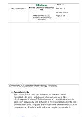 75. SOP for QA-QC Laboratory Methodology Principles.doc