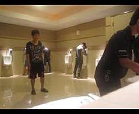 Bobi Crew - Harlem Shake in Toilet.3gp