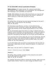 recall 9, Brisb 9th Oct 2010.doc