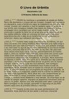 Documento 123 - A Primeira Infância de Jesus.pdf