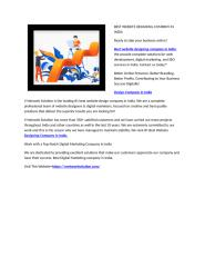 BEST WEBSITE DESIGNING COMPANY IN INDIA (2).docx
