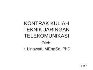 kontrak kuliah reg.ppt