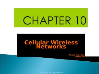 Chapter 8 Cellular Network.ppt